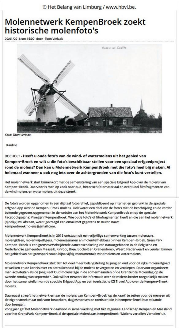 HBVL artikel materiaal erfgoed app